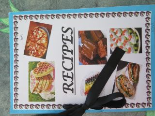 Our recipe book